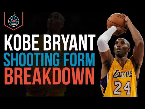How To: Kobe Bryant Shooting Form - YouTube