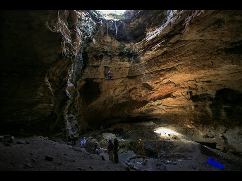 Wyoming cave is rich in fossils