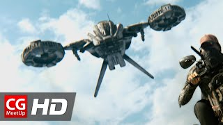 cgi 3d animated short film hd ruin short film by wes ball