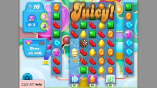 How to pass Candy Crush SODA SAGA level 290
