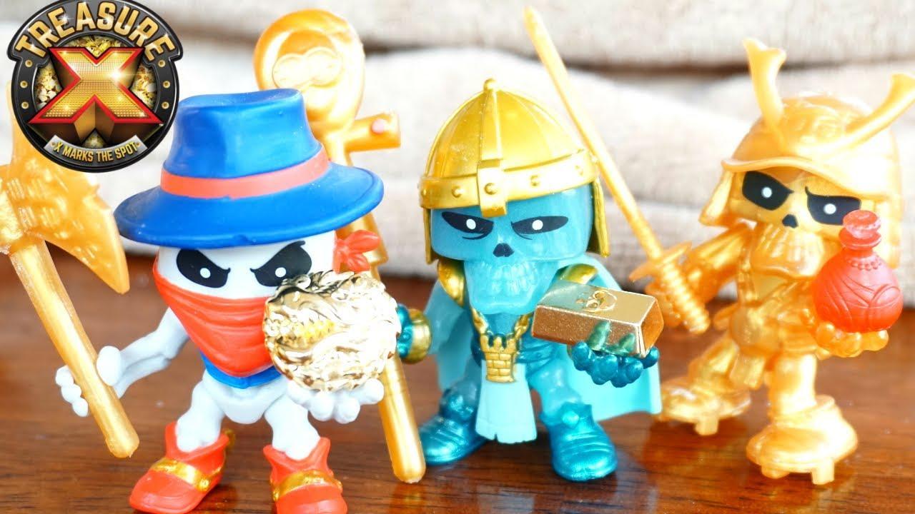 Treasure X Adventures Legends of Pirates Find RARE Real ...