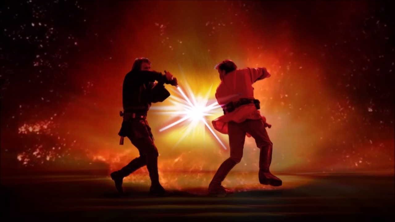 Star Wars Battle Of The Heroes And Duel Of The Fates By John Williams Youtube