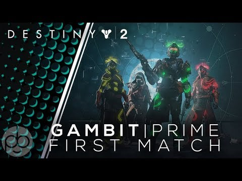 Destiny 2: Baby's First Gambit Prime Match thumbnail