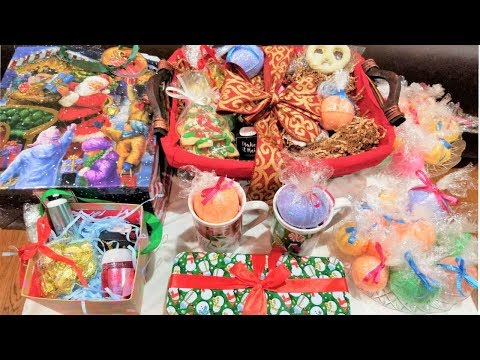 DIY Christmas Gift Basket Ideas   Budget Friendly DIY Gift Sets in Different Sizes