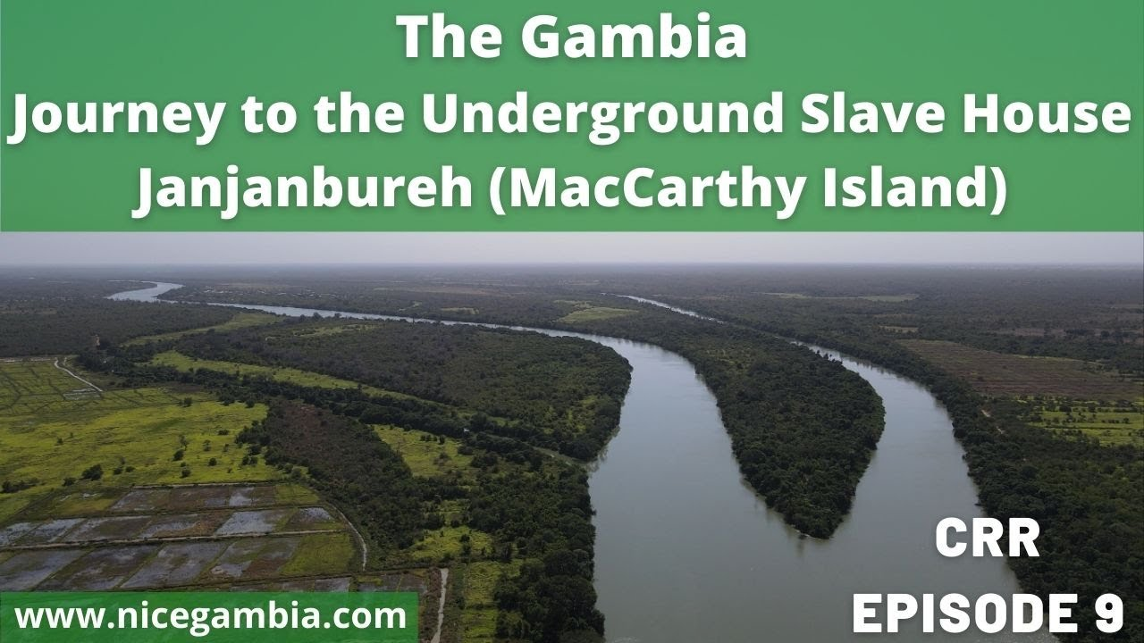 Download Journey to Underground Slave house in The Gambia CRR Episode 9