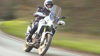 2016 Honda Africa Twin Road Review