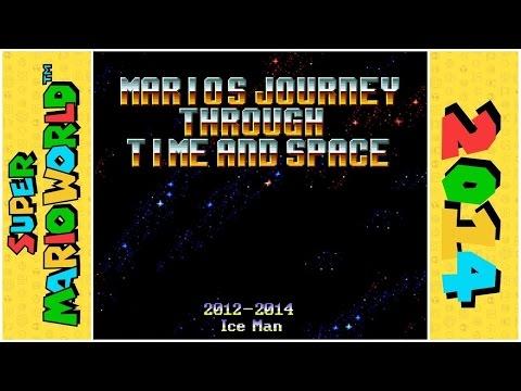 Mario's Journey Through Time & Space [2of2]   Super Mario World Hack