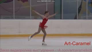 Александра Фомина ПП МС Мемориал Панина 2018