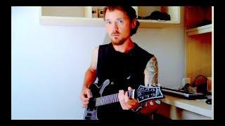 Видеоурок по гитаре игра переменным штрихом по двум и более струнам