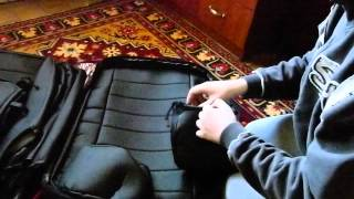 Обзор чехлов Автопилот для Renault Sandero (часть 1)