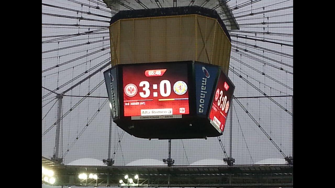 Eintracht Frankfurt Vs Braunschweig