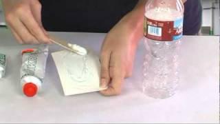 Using Mikrosil to Lift Fingerprints from Irregular Surfaces