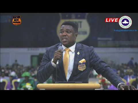 PASTOR PAUL ADEPEGBA SERMON RCCG YOUTH CONVENTION 2017 - AGENT OF TRANSFORMATION