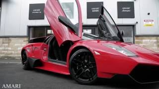 Lamborghini Murcielago LP670-4 SV Superveloce