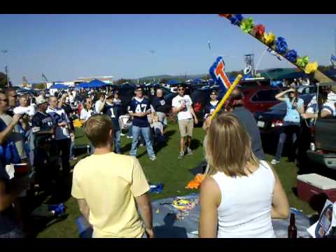 Things we do at Penn State tailgates.. We Are!!!