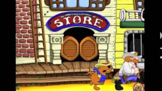 Great Adventures by Fisher-Price: Wild Western Town Trailer