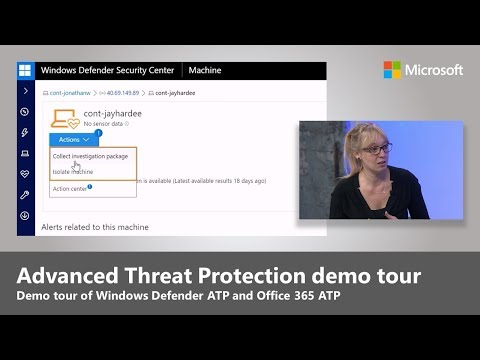 Advanced Threat Protection across Windows 10 and Office