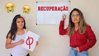 FIQUEI DE RECUPERAÇÃO, E AGORA? - JULIANA BALTAR