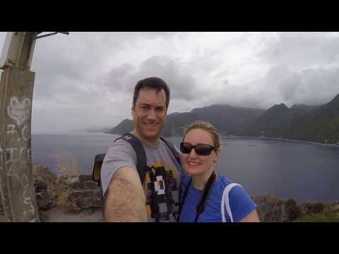 Video short of St Martin and Dominica