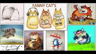 Funny cat 1 (fat funny cats) Смешные и толстые кошки