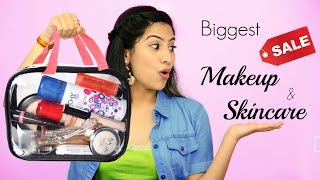 Biggest SALE on Makeup & Skincare | Flipkart Big Billion Day | Anaysa