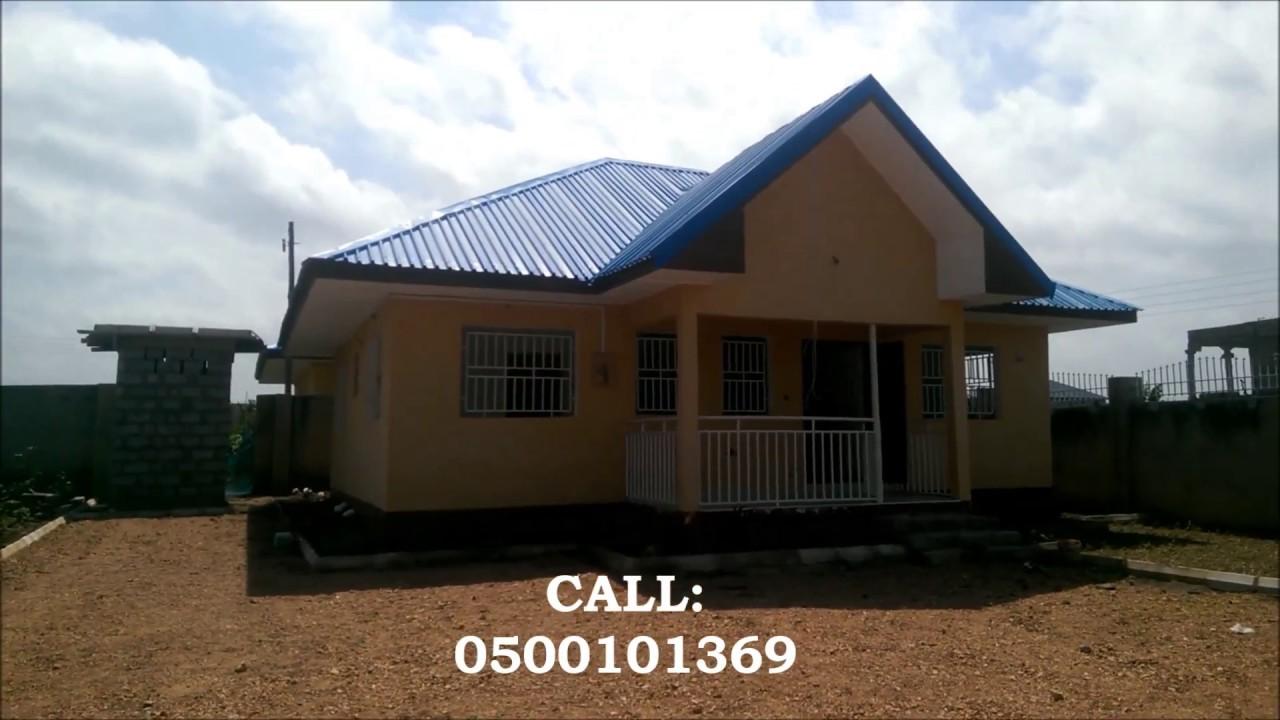 3 Bedroom House In Kasoa For Sale 57000 Property Hunter Ghana