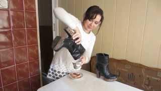 Masha - Frühstück Mit Kaffee Aus Stiefeln (Coffee Out Of Boots) - #018