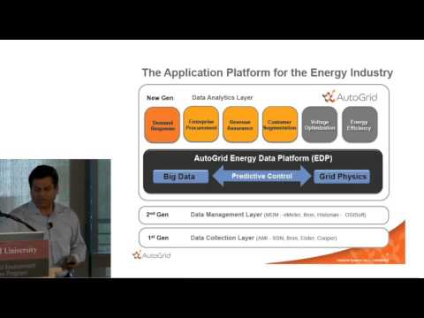Amit Narayan | AutoGrid: Finding business value from energy analytics