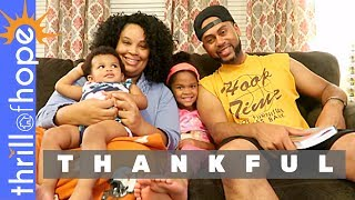 THANKFUL [FAMILY VLOG, DAILY VLOG, A DAY IN THE LIFE, CHRISTIAN FAMILY]
