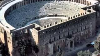 17 красивейших театров античного мира античная греческая музыка  автор клипа Зоя Боур-Москаленко