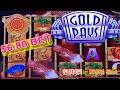 ★PHEW ! FINALLY GOT A BONUS !!★GOLD PAYS Slot (Aristocrat) $6.80 Bet☆$250 Slot Free Play☆栗スロ