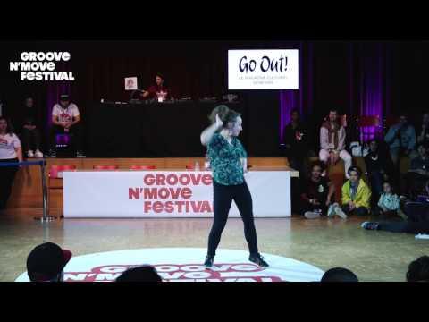 GROOVE'N'MOVE BATTLE 2017 - Liss Funk Judge Demo