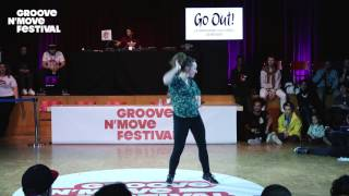 GROOVE'N'MOVE BATTLE 2017 - Liss Funk Judge Demo