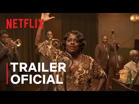 A Voz Suprema do Blues | Trailer oficial | Netflix