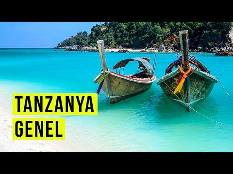 Tanzanya'da Gezilecek Yerler: GEZİMANYA TANZANYA REHBERİ