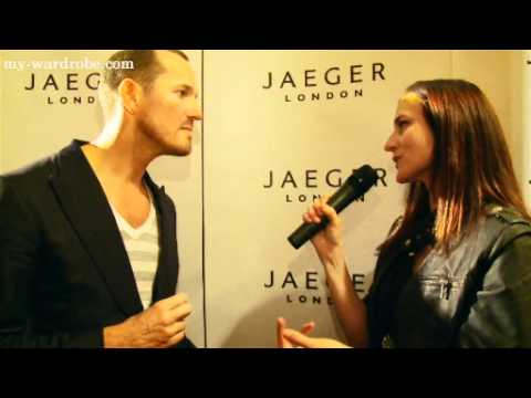 Lfw Grazia Daily Interviews Stuart Stockdale After Jaeger S S S 11