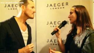 LFW: Grazia Daily Interviews Stuart Stockdale After Jaeger's S/S '11 Show!| Grazia UK