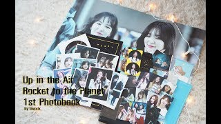 "Unboxing ""Up in the Air"" Rocket to the Planet 1st Seulgi&Wendy Photobook by iiwpdx_"