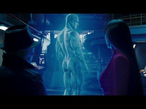 IMAX. Rorschach visits Dr. Manhattan | Watchmen [+Subtitles]