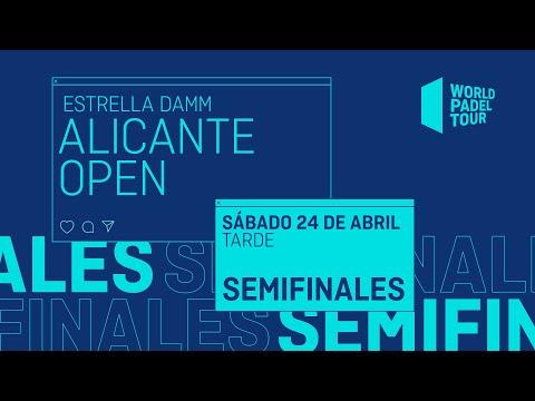 Semifinales Tarde - Estrella Damm Alicante Open 2021 - World Padel Tour