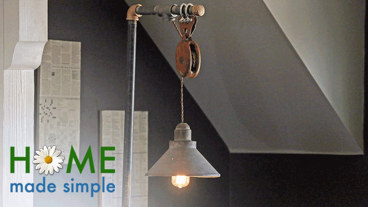 This industrial floor lamp is perfect for any home office home this industrial floor lamp is perfect for any home office home made simple oprah winfrey network aloadofball Choice Image