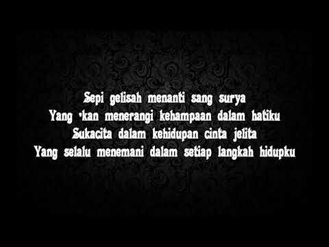 Ungu - Sepi Gelisah (lirik)