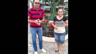 ANGELICA ZAMBRANO Y EL PROFETA LEONARDO GUERRA