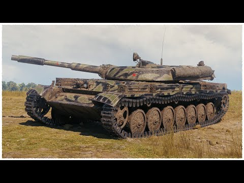 T-100 LT • 20K Assist Damage • WoT Gameplay