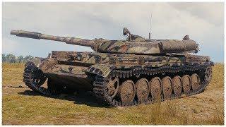 T-100 LT • 20K Assist Damage • WoT Gameplay
