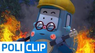 Fire!!!!! | Robocar Poli Clips