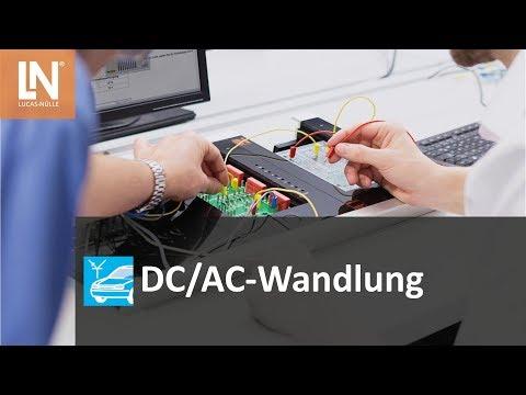 UniTrain DC/AC-Wandlung von Lucas-Nülle