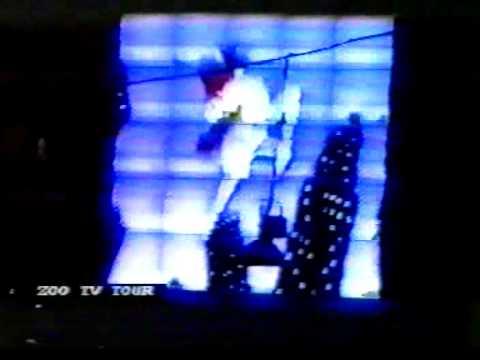 U2 ZOO Tv Madrid - 1993-05-22 - Part 2