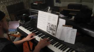The Faces/Rod Stewart Ooh La La (I Wish I Knew What I Know Now) Piano Cover