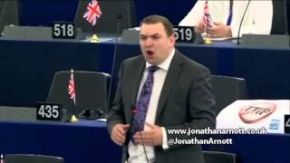 Political party funding is a matter for individual Member States - UKIP MEP Jonathan Arnott